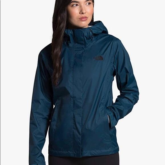 North Face Venture2 Waterproof Hooded Rain Jacket